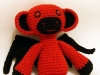Red / Black Flying Monkey