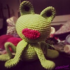 Madame Froggy [WIP]