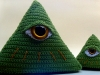All Seeing Eye Pyramids
