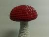 Mushroom Plant Poke [with glow in the dark spores]