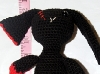 Zom-Bunny [Redeaux] Black/Red