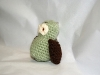 Barn Owl [Frost Green / Brown]