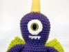 One Eyed One Horned Flying Purple People Eater V2.0