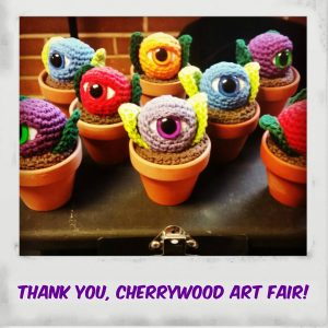 Thank you, Cherrywood Art Fair!