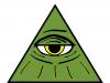 All Seeing Eye Illustration v2