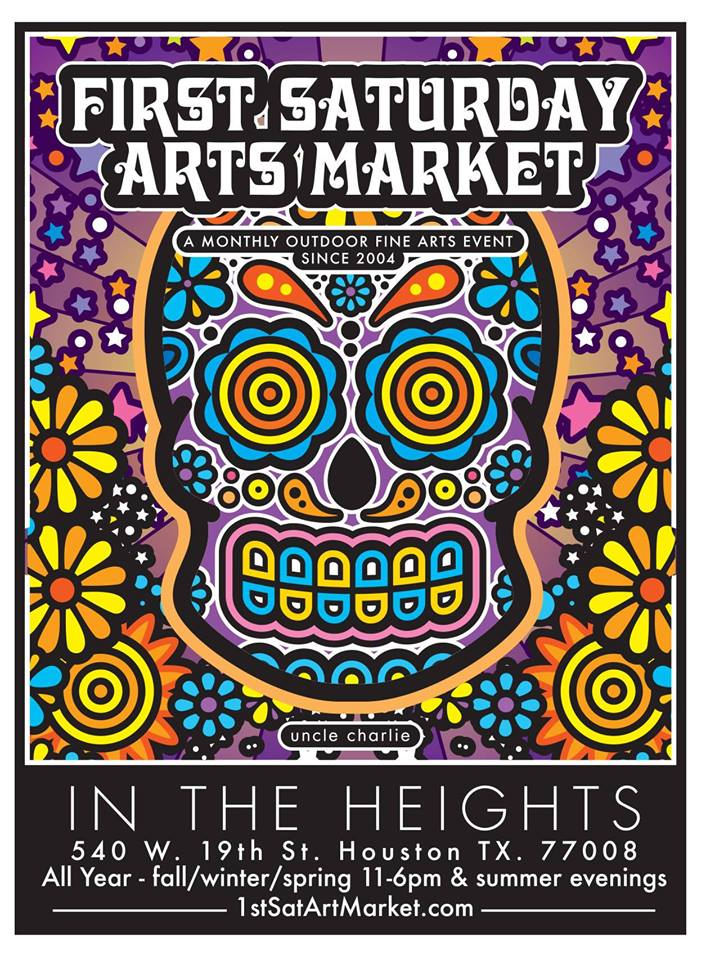 First Saturday Arts Market